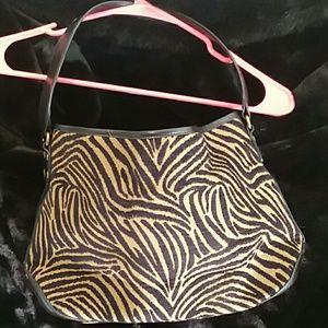Talbots Vintage Tapestry Handbag